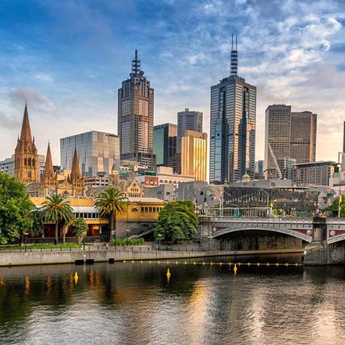 Jims Melbourne Location