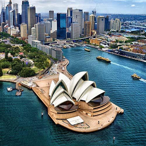 Jims Sydney Location