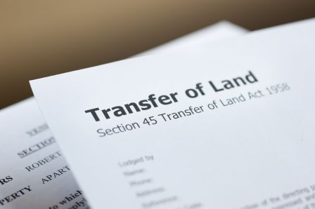 transfer-of-land